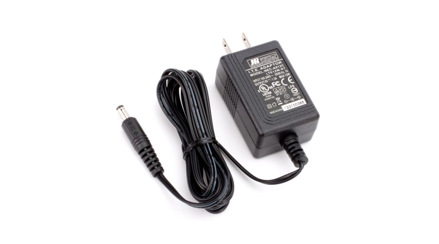 Image for Charger, A912C US/Japan: XG8, XG11 from HorizonHobby