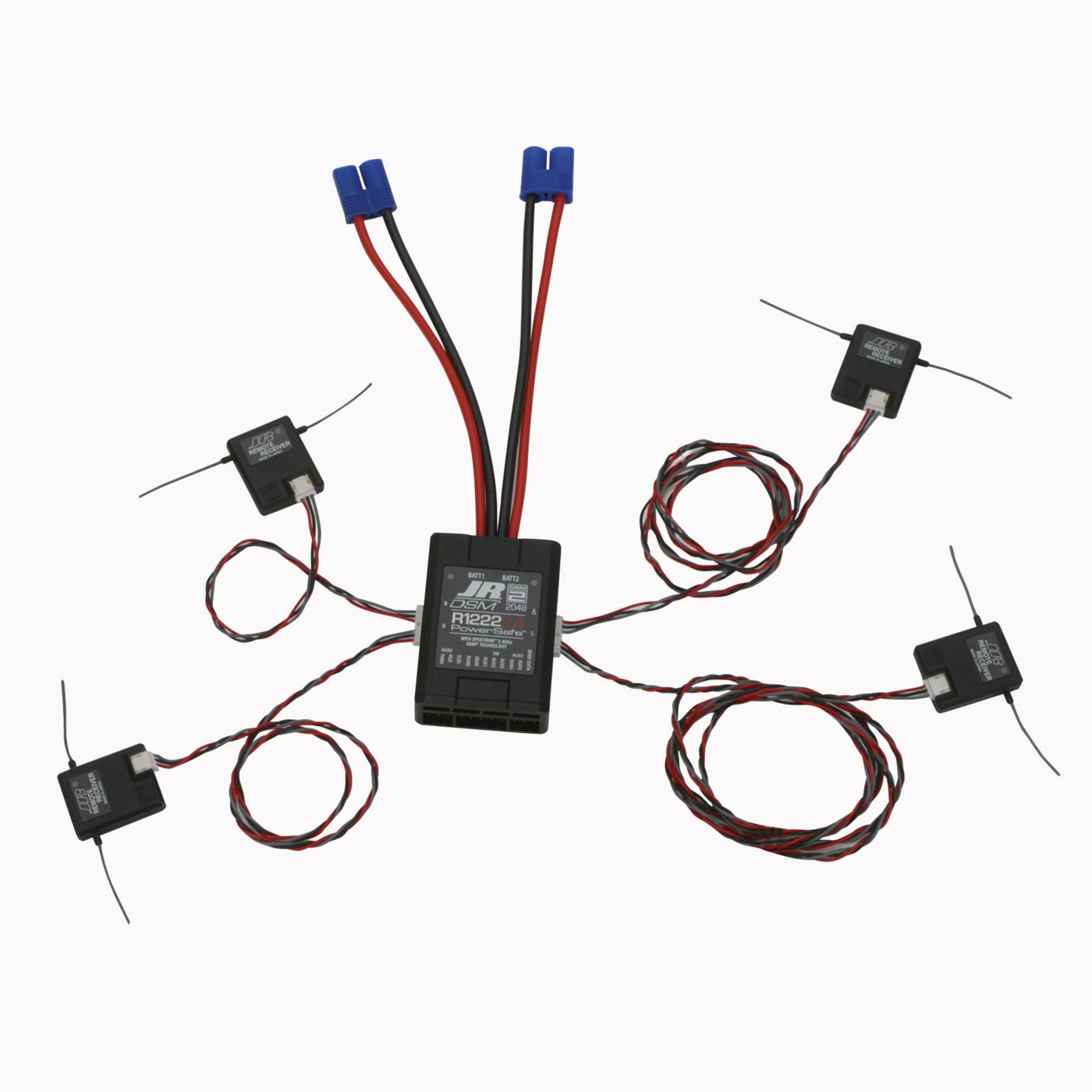 Image for R1222 12-Channel DSM2 PowerSafe Receiver from HorizonHobby