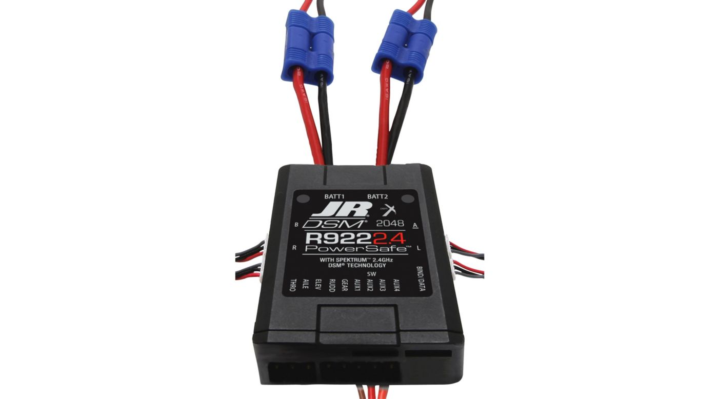 Image for R922X 9-Channel DSMX Powersafe Receiver from HorizonHobby
