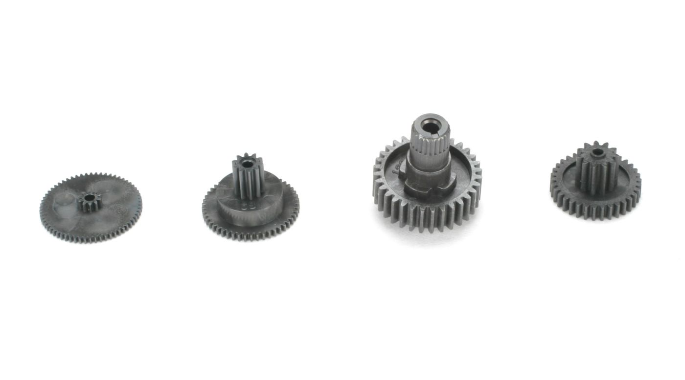 Image for Servo Gear Set: DS821, DS821R from HorizonHobby