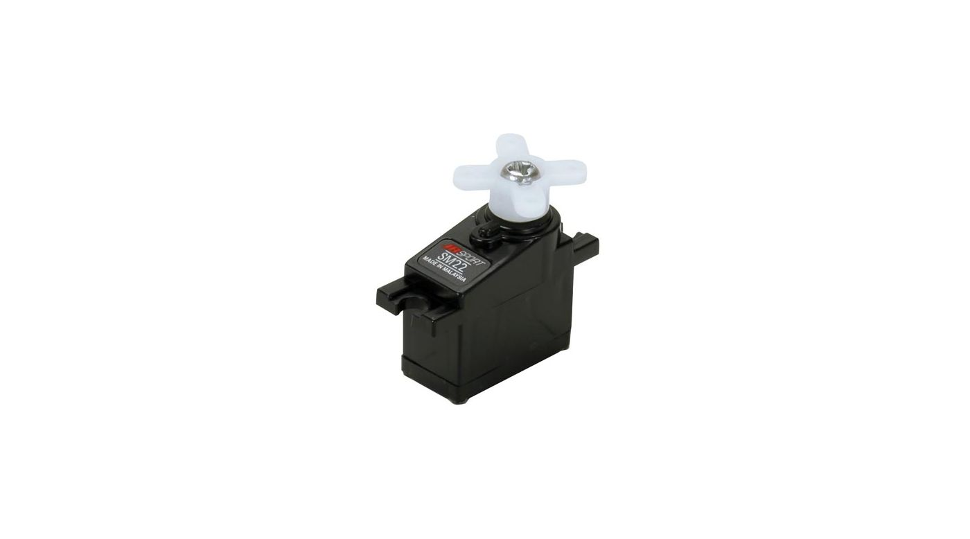 Image for SM22 Hi Speed Sub-Micro Servo from HorizonHobby