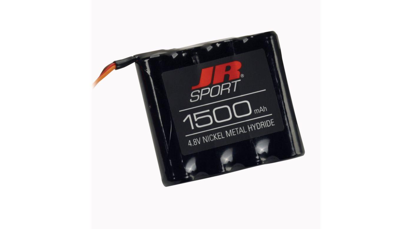 Image for 4.8V 1500mAh NiMH Battery from HorizonHobby