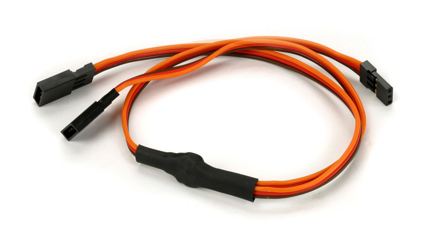 Image for 6-inch Y-Harness from HorizonHobby