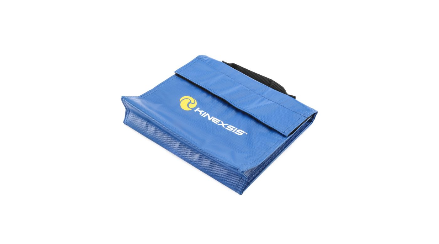 Image for LiPo Storage and Carry Bag, 21.5 x 4.5 x 16.5 cm from HorizonHobby