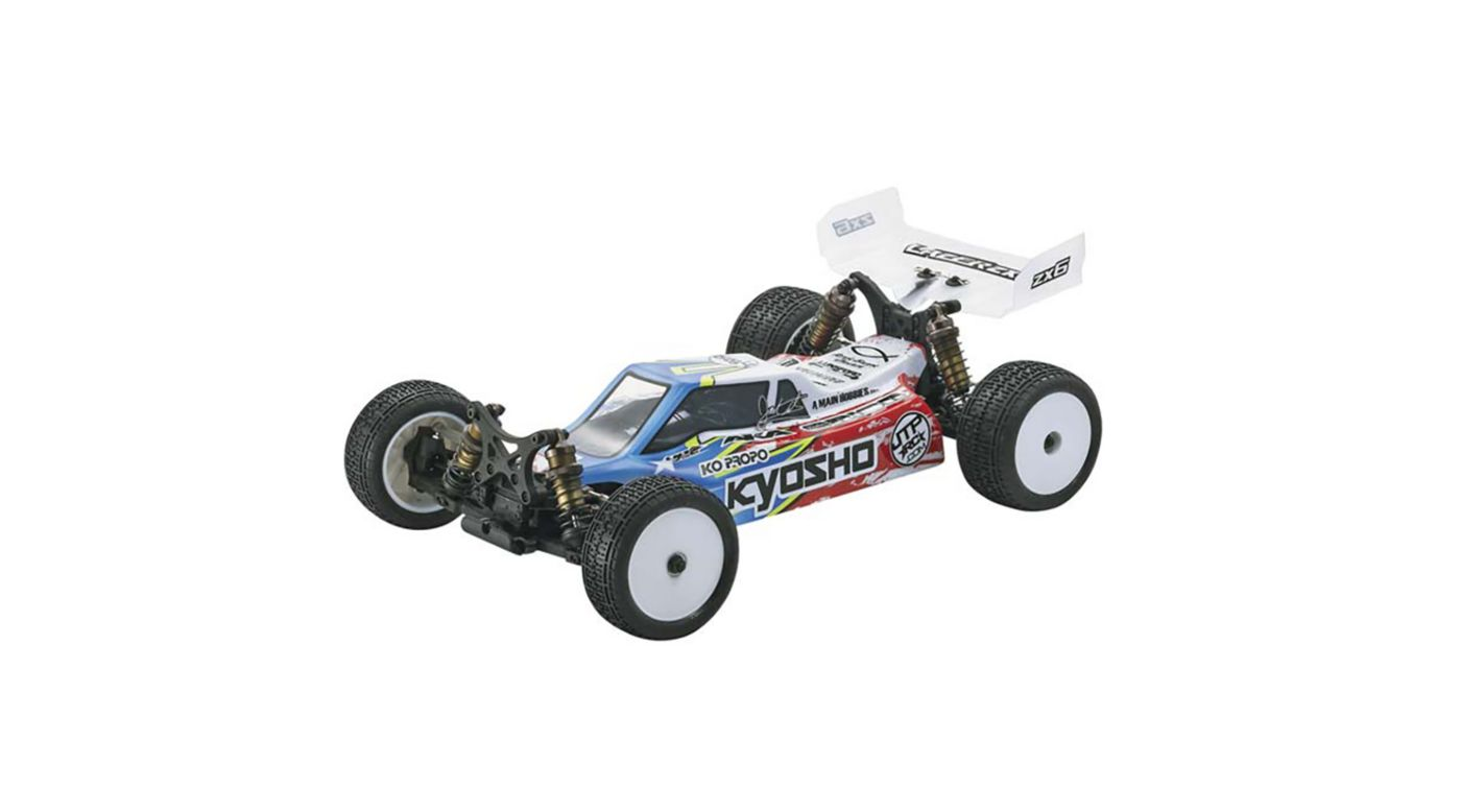 Image for 1/10 Lazer ZX-6 4WD Racing Buggy Kit from HorizonHobby