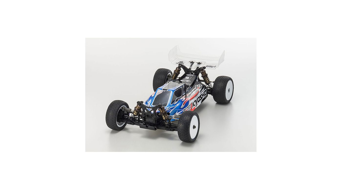 Image for 1/10 Lazer ZX6.6 4WD Buggy Kit from HorizonHobby