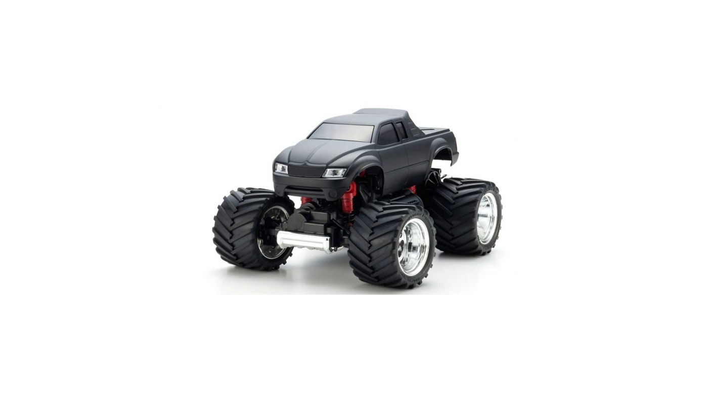Image for MINI-Z Monster MAD FORCE Readyset RTR, Matte Black from HorizonHobby