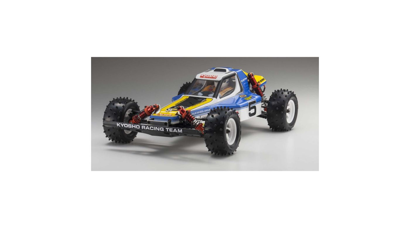 Image for 1/10 Optima 4WD Buggy Kit from HorizonHobby