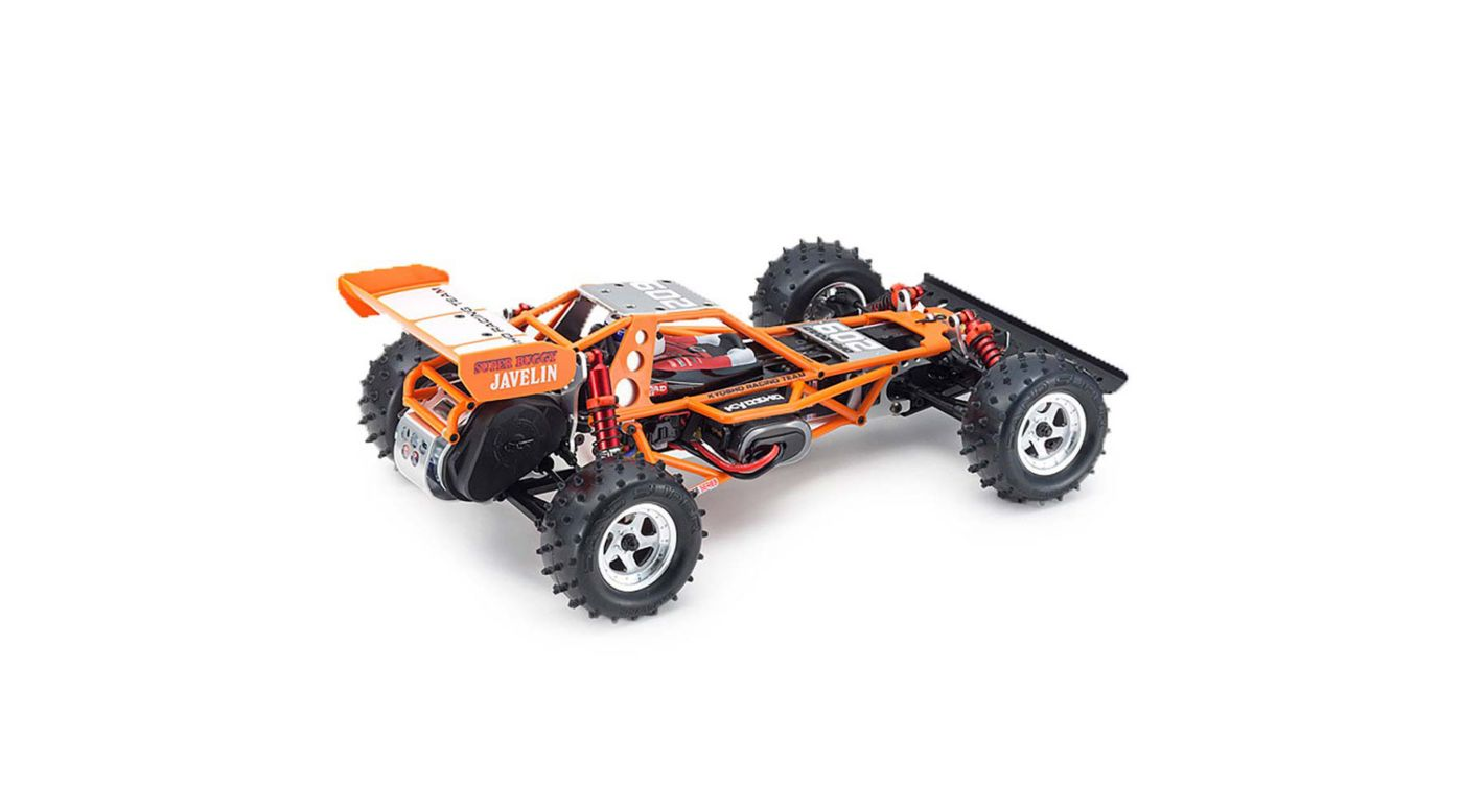 Image for 1/10 Javelin 4WD Buggy Kit from HorizonHobby