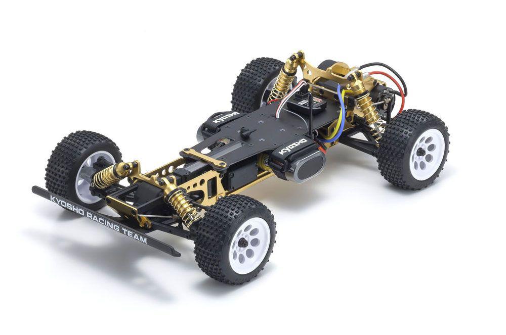Aluminum backbone-style chassis