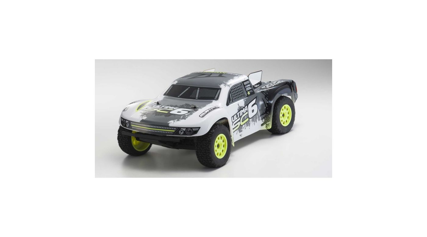 Image for 1/10 ULTIMA SC6 ReadySet 2WD Electric Brushless SCT RTR from HorizonHobby
