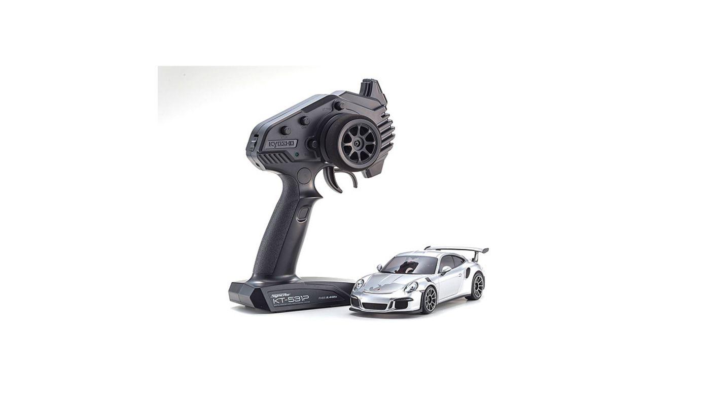 Image for MINI-Z RWD MR-03 RS Porsche 911 GT3 GT-Metallic from HorizonHobby