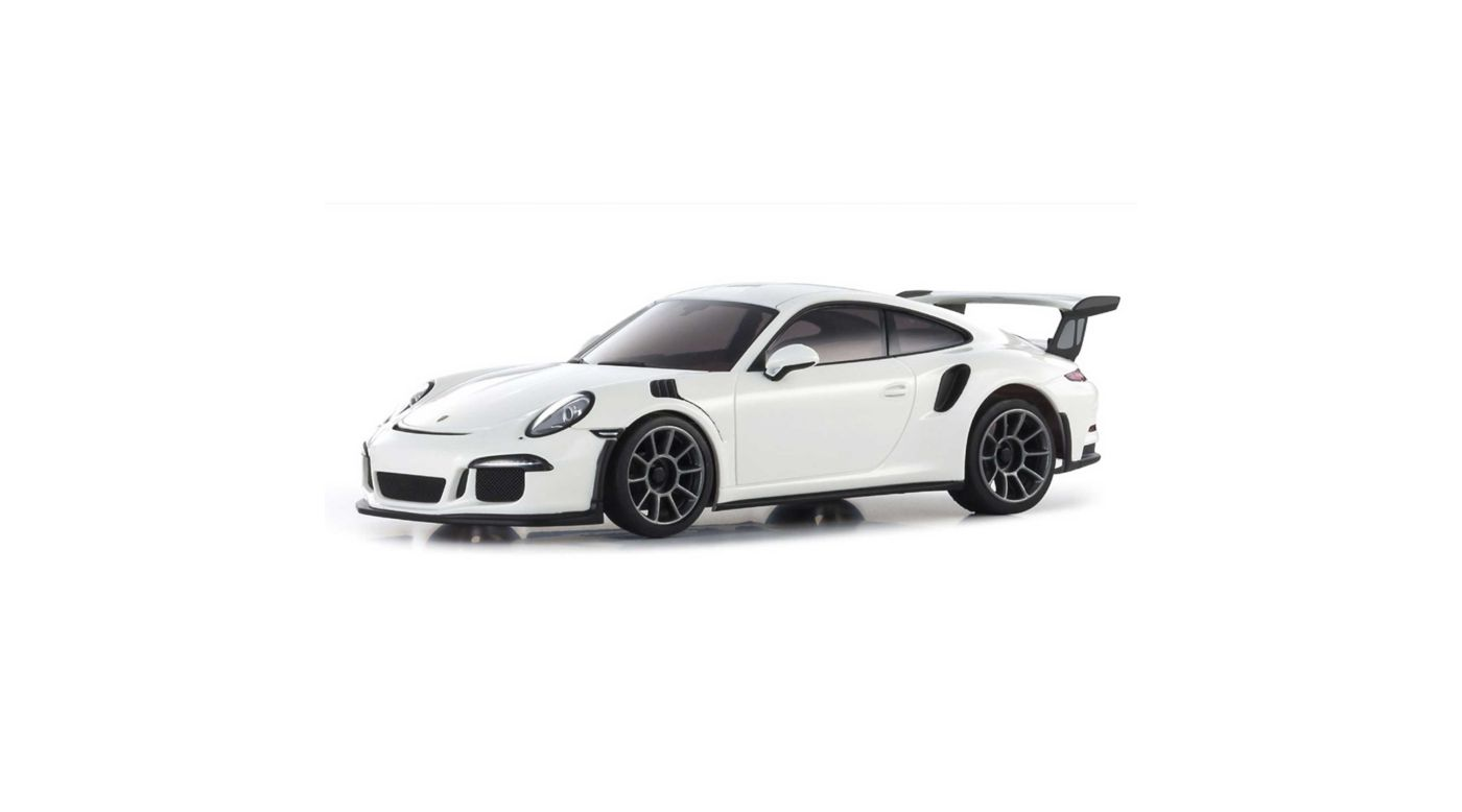 Image for MINI-Z RWD Porsche 911 GT3 2WD RTR, White from HorizonHobby