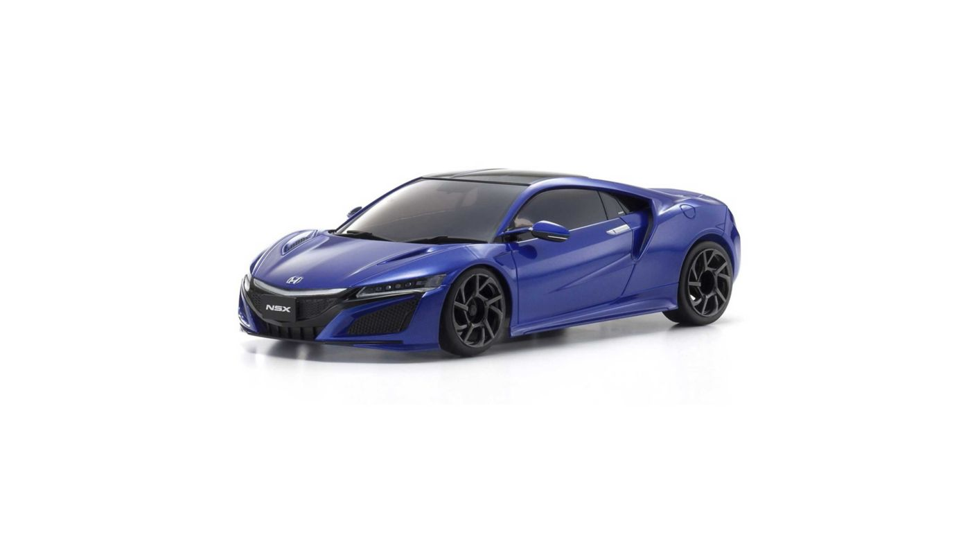 Image for MINI-Z RWD NSX Nouvelle RTR, Blue Pearl RS from HorizonHobby
