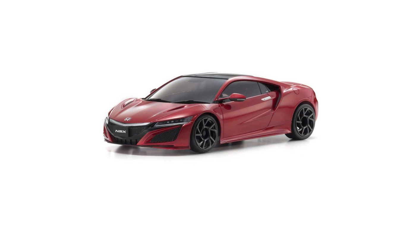 Image for MINI-Z RWD NSX Valencia RS, Red Pearl from HorizonHobby