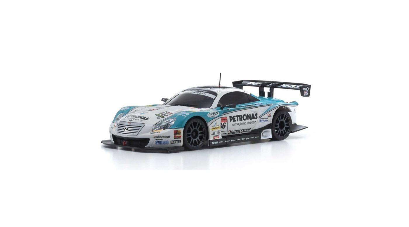 Image for Mini-Z RWD Petronas Tom's SC430 2012 RTR from HorizonHobby