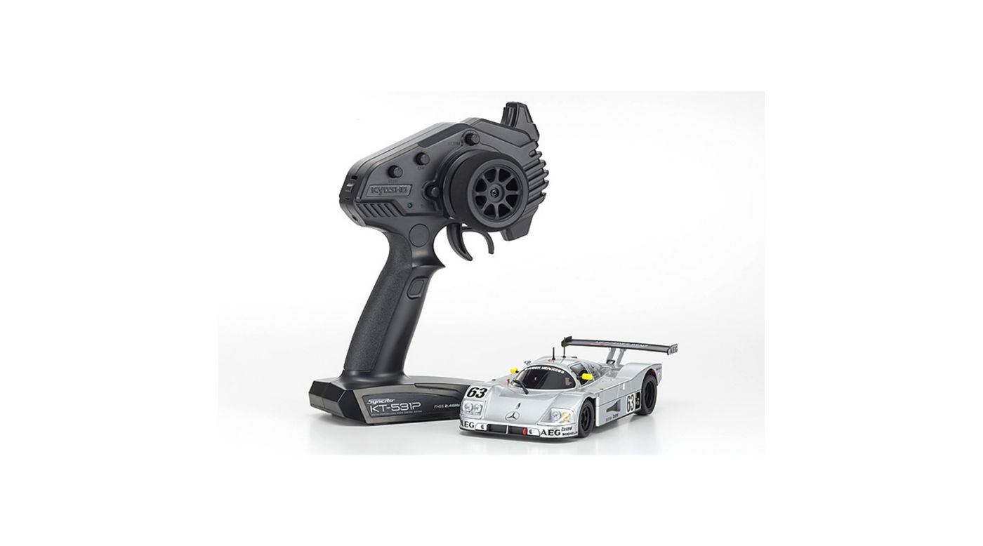 Image for MINI-Z RWD MR-03 RS Sauber-Merc C9 No. 63 LM 1989 from HorizonHobby