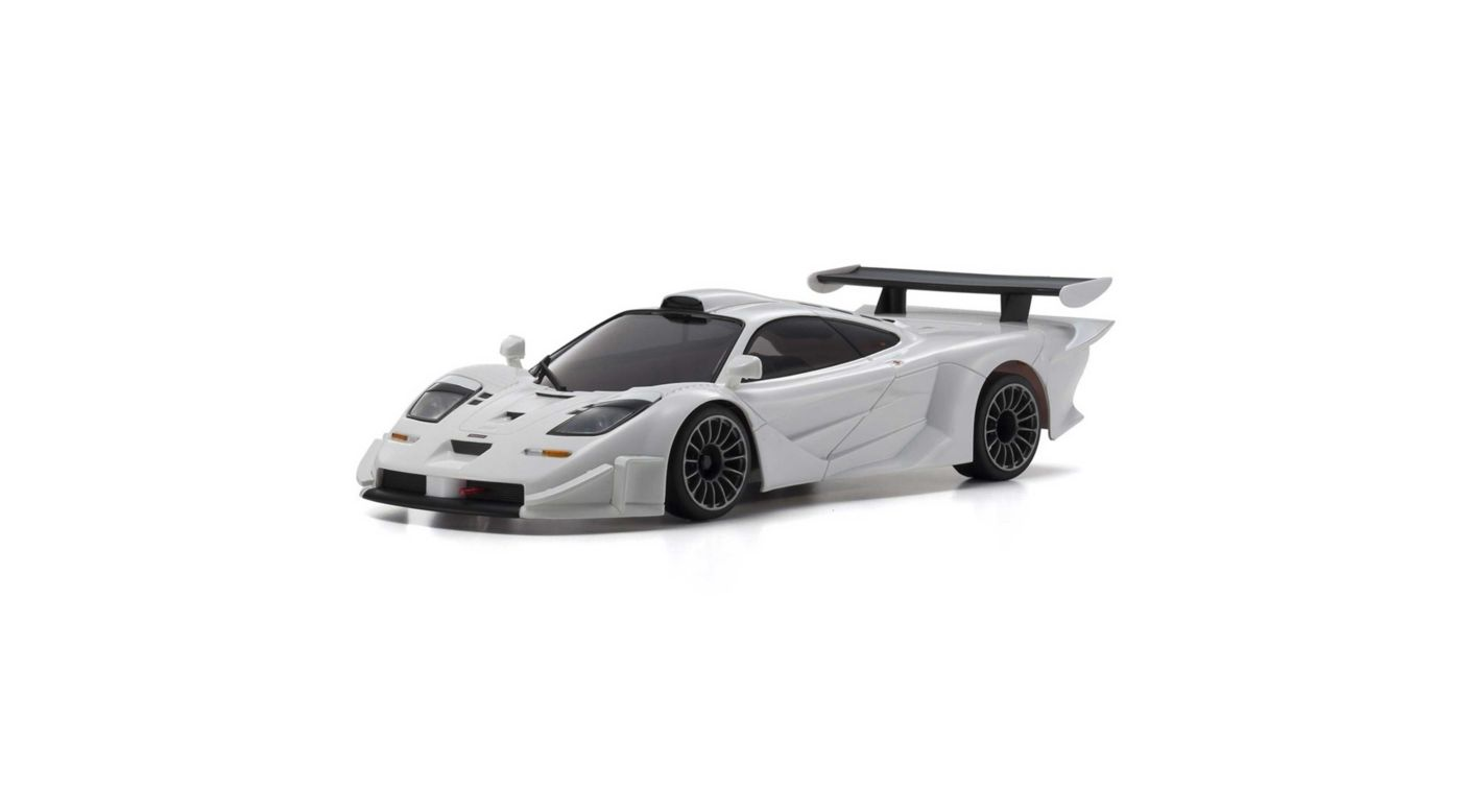 Image for MINI-Z RWD McLaren F1 GTR RTR, White from HorizonHobby