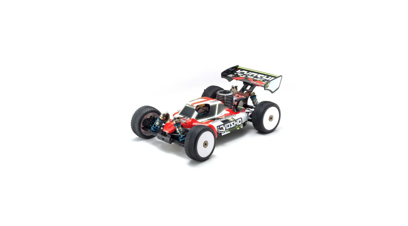 Image for 1/8 GP Inferno MP9 TKI4 4WD with KT-331P Buggy Nitro RTR from HorizonHobby