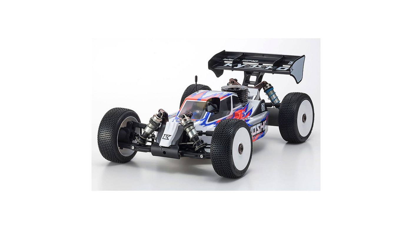 Image for Inferno MP10 Kit 1/8 Nitro Buggy from HorizonHobby