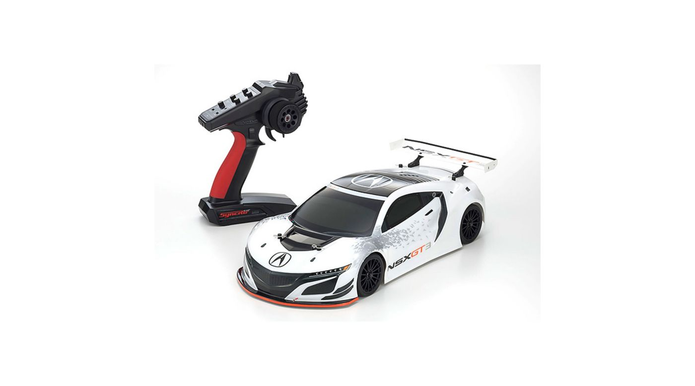 Image for FW06 GP Acura NSX GT3 PureTen Readyset from HorizonHobby