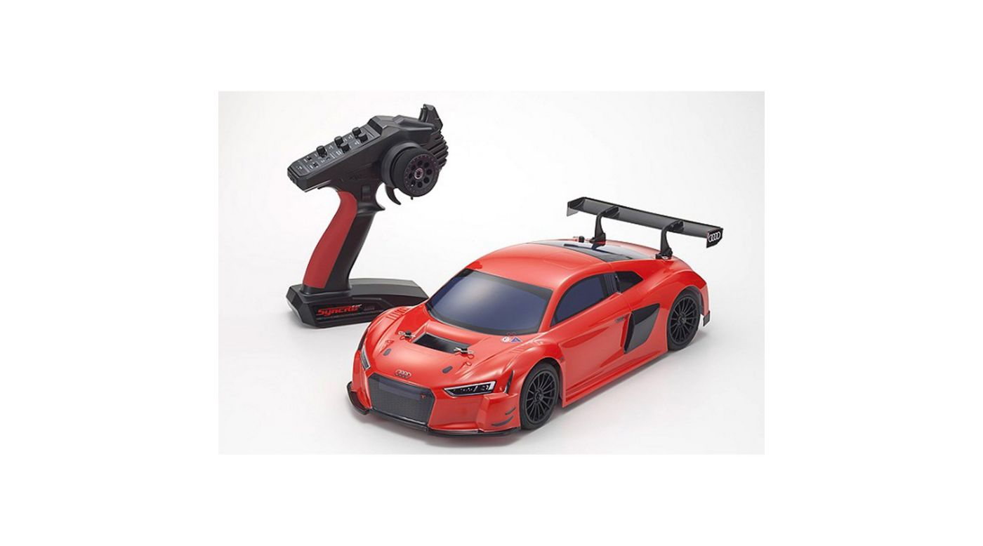 Image for 1/10 FW06 GP Audi R8 LMS 4WD Nitro RTR from HorizonHobby