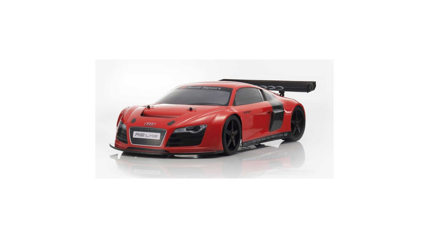 Image for 1/8 Inferno GT2 VE Audi R8 Brushless On-Road Car RTR, Red from HorizonHobby