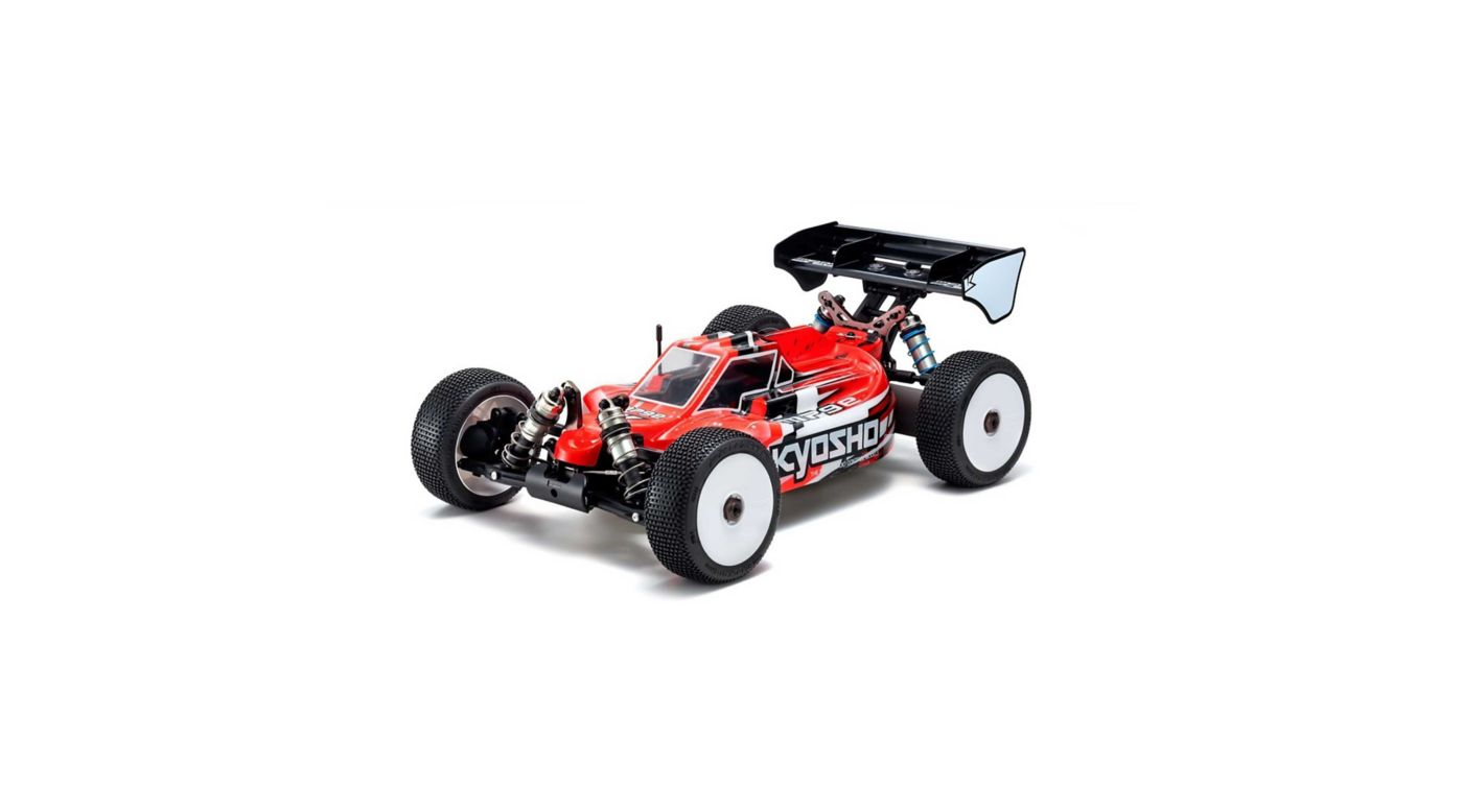 Image for 1/8 Inferno MP9e Evo. 4WD Electric Buggy Kit from HorizonHobby
