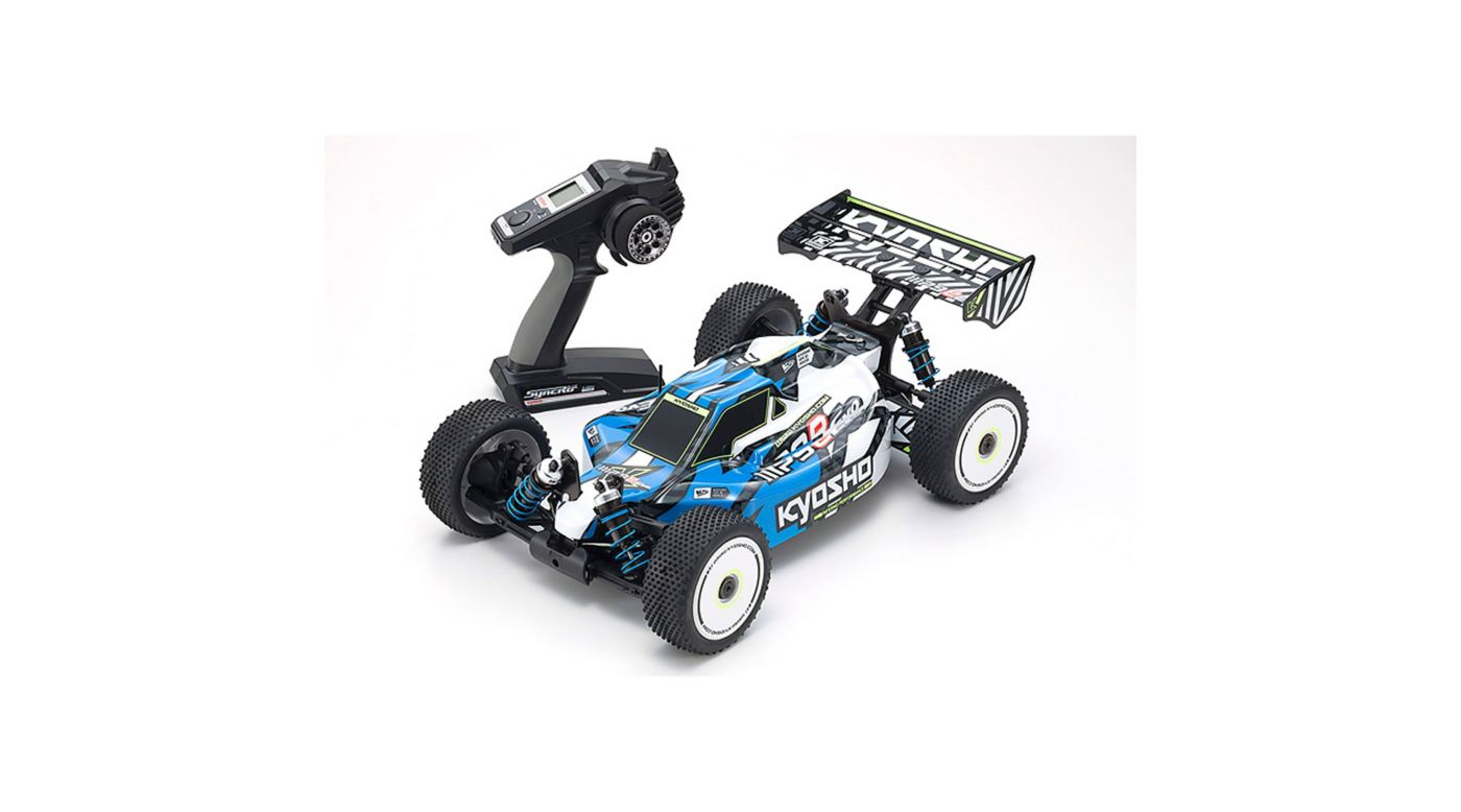 Image for 1/8 Inferno MP9E Evo EP 4WD Buggy Brushless RTR from HorizonHobby