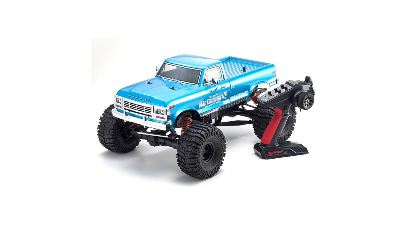 Image for Mad Crusher VE EP-MT 4WD Readyset from HorizonHobby