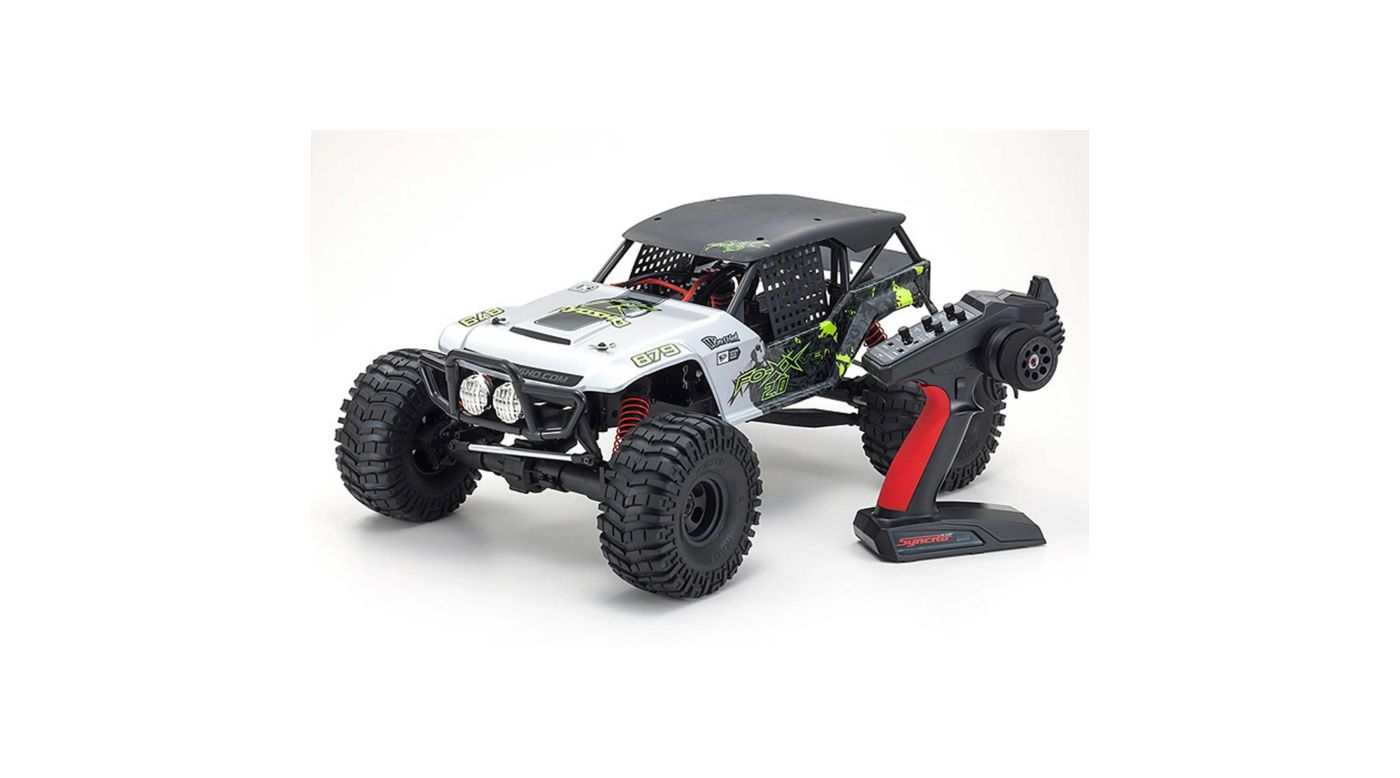 Image for 1/8 FO-XX VE 2.0 4WD EP Nitro Monster Truck RTR from HorizonHobby