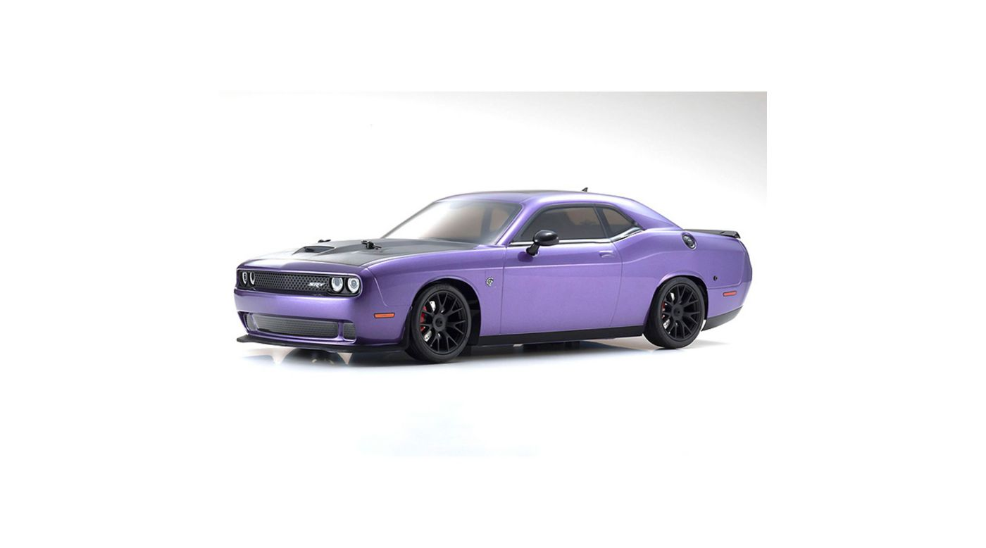 Image for 1/10 EP 4WD Fazer Mk2 Dodge SRT Challenger Purple from HorizonHobby