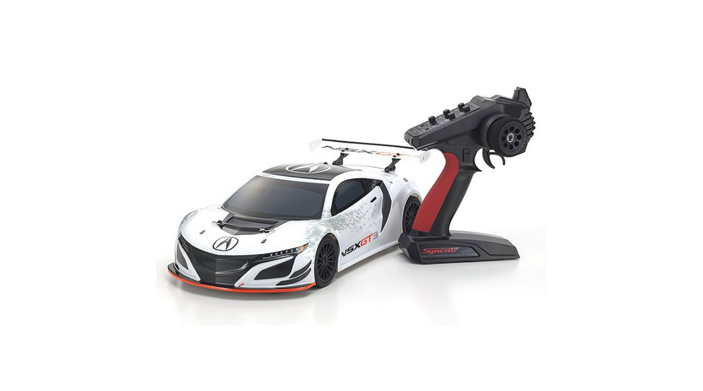 Image for 1/10 Fazer Mk2 Acura NSX GT3 4WD Brushed RTR from HorizonHobby