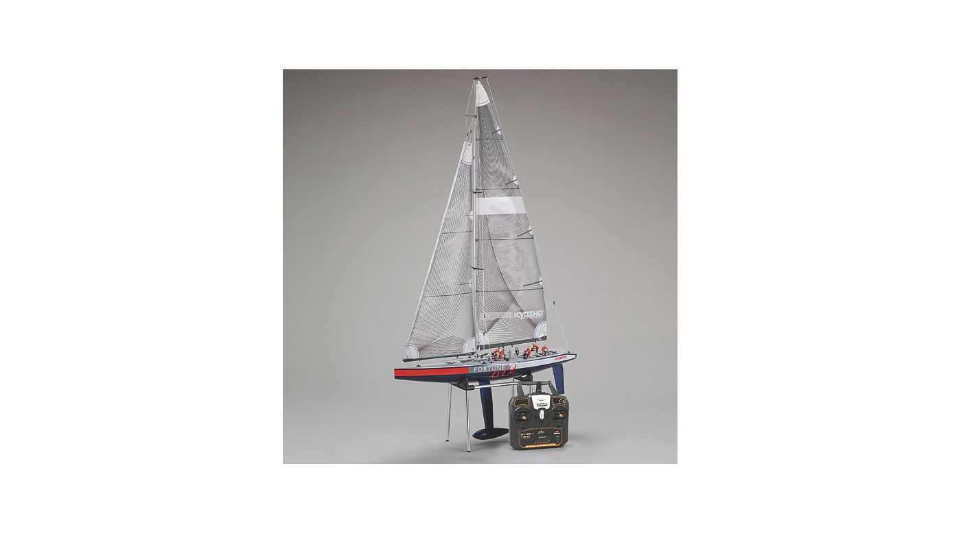 Image for Fortune 612 III KT-431S Sailboat RTR, 24