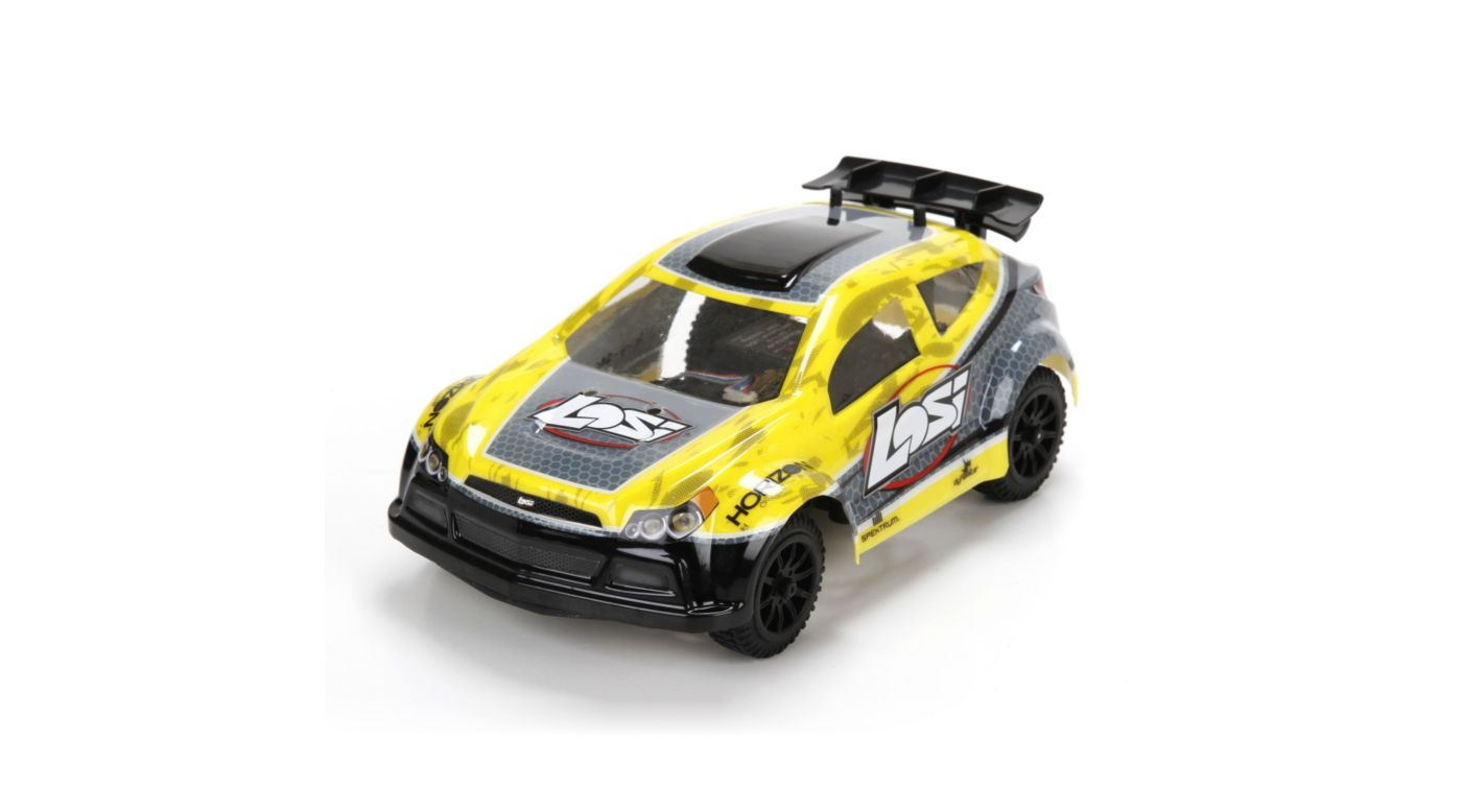 Image for 1/24 Micro Rally X 4WD RTR Yellow from HorizonHobby