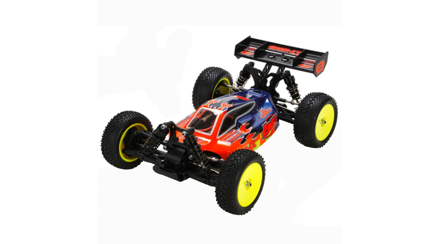 Image for Mini 8IGHT, Phend Edition: 1/14 4WD Buggy from HorizonHobby