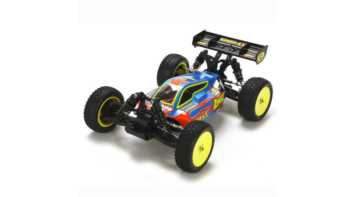 Image for Mini 8IGHT, Drake Edition: 1/14 4WD Buggy from HorizonHobby