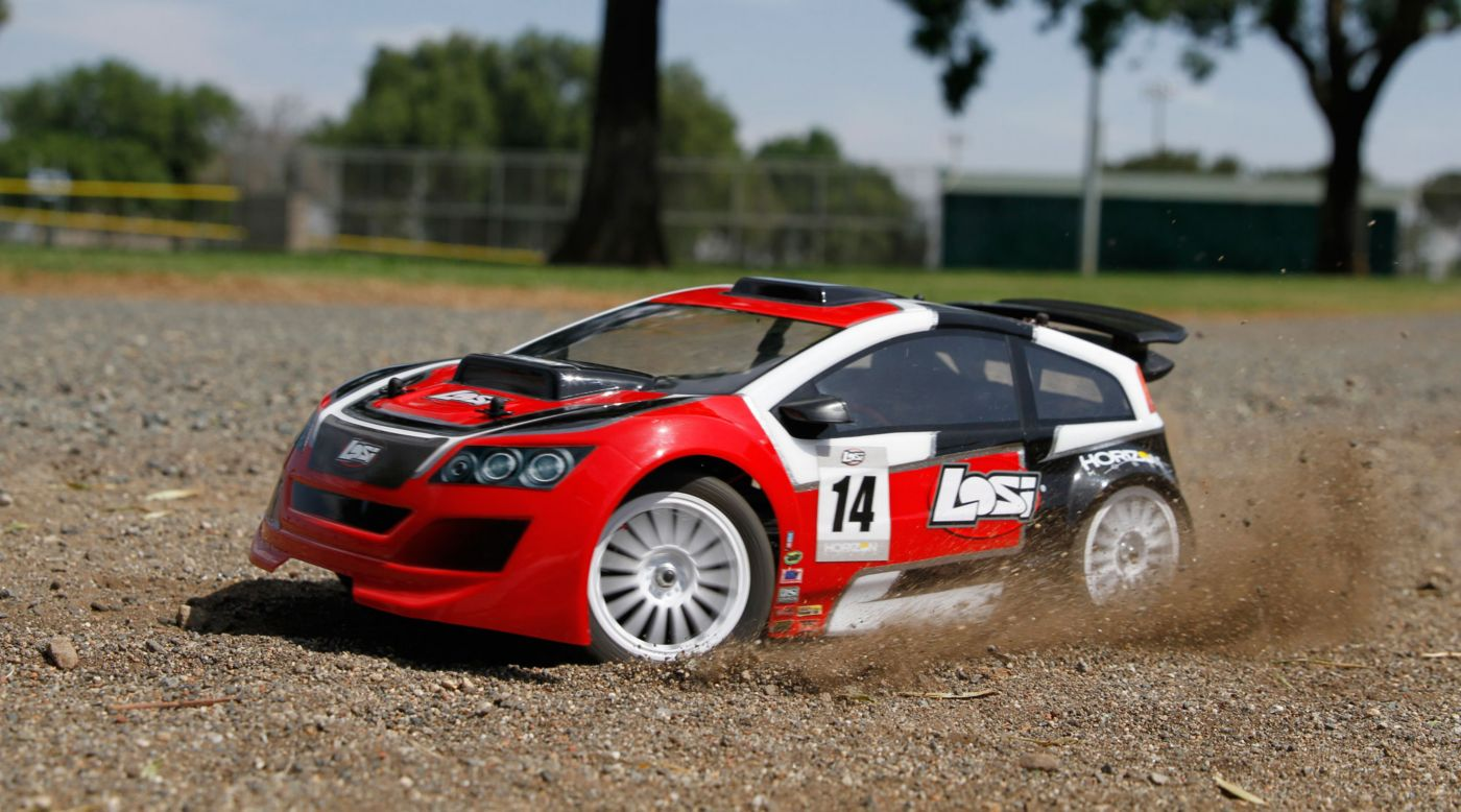 Image for 1/14 Mini Rally 4WD RTR from HorizonHobby