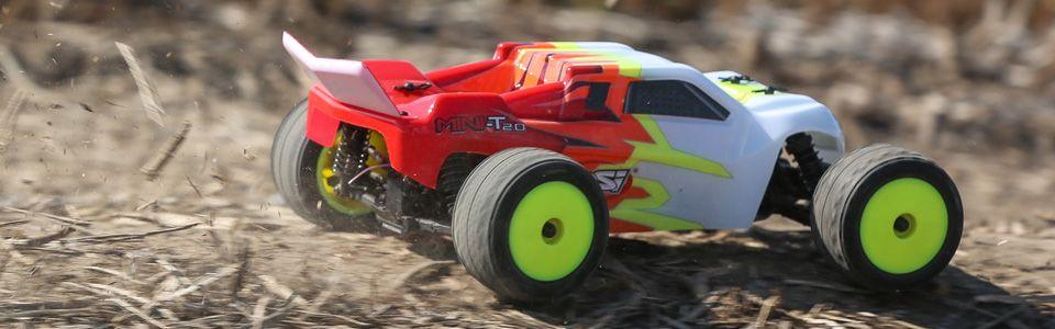 Losi 118 Mini-T 20 2WD Truck RTR