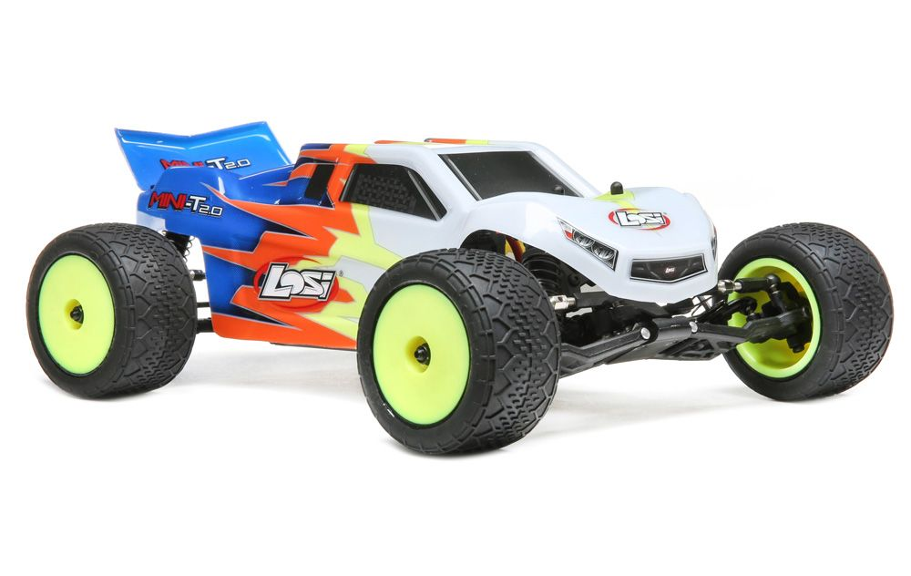 Scaled-Down Version of the 1/10th TLR 22T