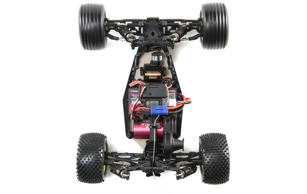 Mid Motor Configuration