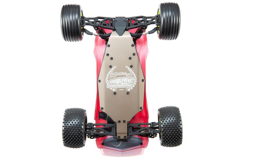 Hard Anodized Aluminum Chassis