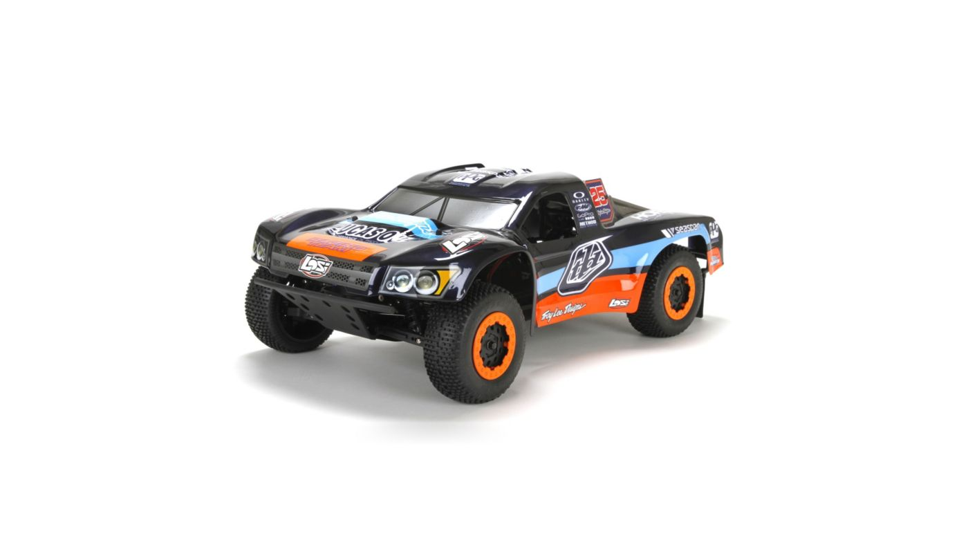 Image for 1/10 TEN-SCTE Troy Lee Designs 4WD SCT RTR with AVC Technology from HorizonHobby