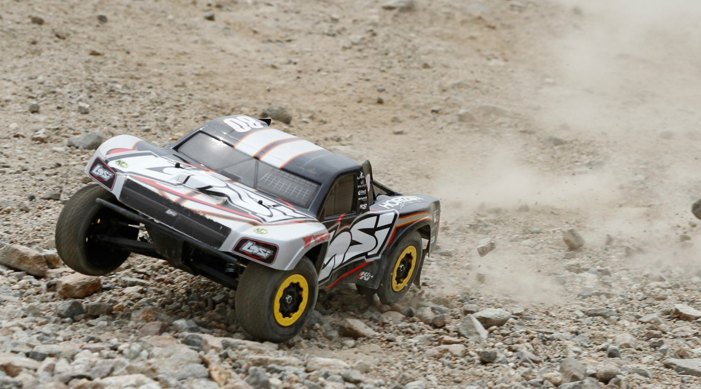 Image for 1/10 XXX-SCT 2WD SCT Brushless RTR with AVC from HorizonHobby