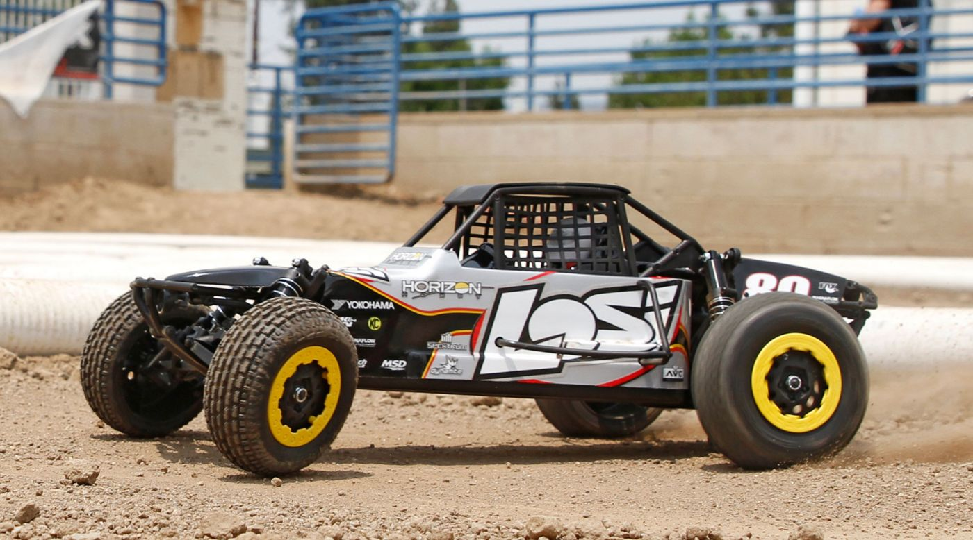 Image for 1/10 XXX-SCB 2WD Brushless SC Buggy RTR, with AVC Technology from HorizonHobby