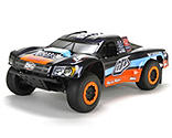 Losi - 1/10 TEN-SCTE Troy Lee Designs 4WD SCT RTR with AVC Technology & Battery/Charger