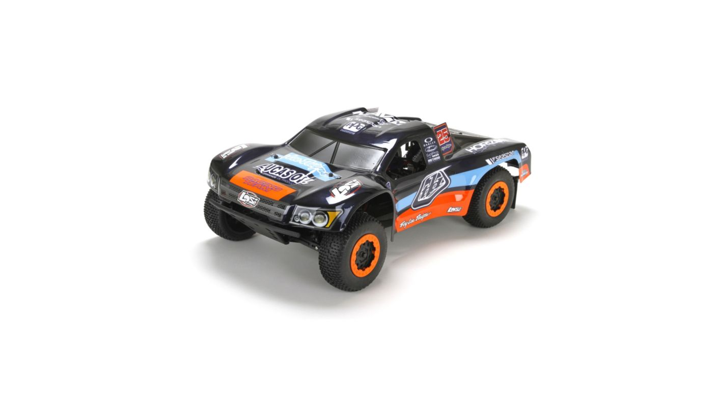 Image for 1/10 TEN-SCTE Troy Lee Designs 4WD SCT RTR with AVC Technology & Battery/Charger from HorizonHobby