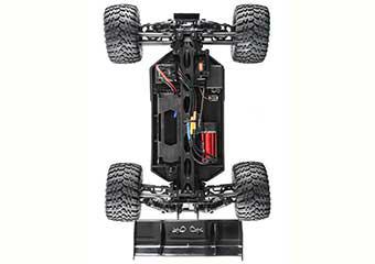 TEN 4WD Platform