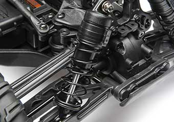 12mm Race Inspired Composite Bodied Shock Absorbers