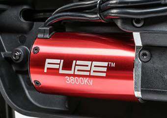 Dynamite 130A Brushless ESC and Fuze 4-Pole 3800Kv 550 Motor